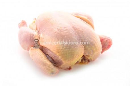 Bandeja de 1 kilo de Filetes de pechuga de pollo blanco